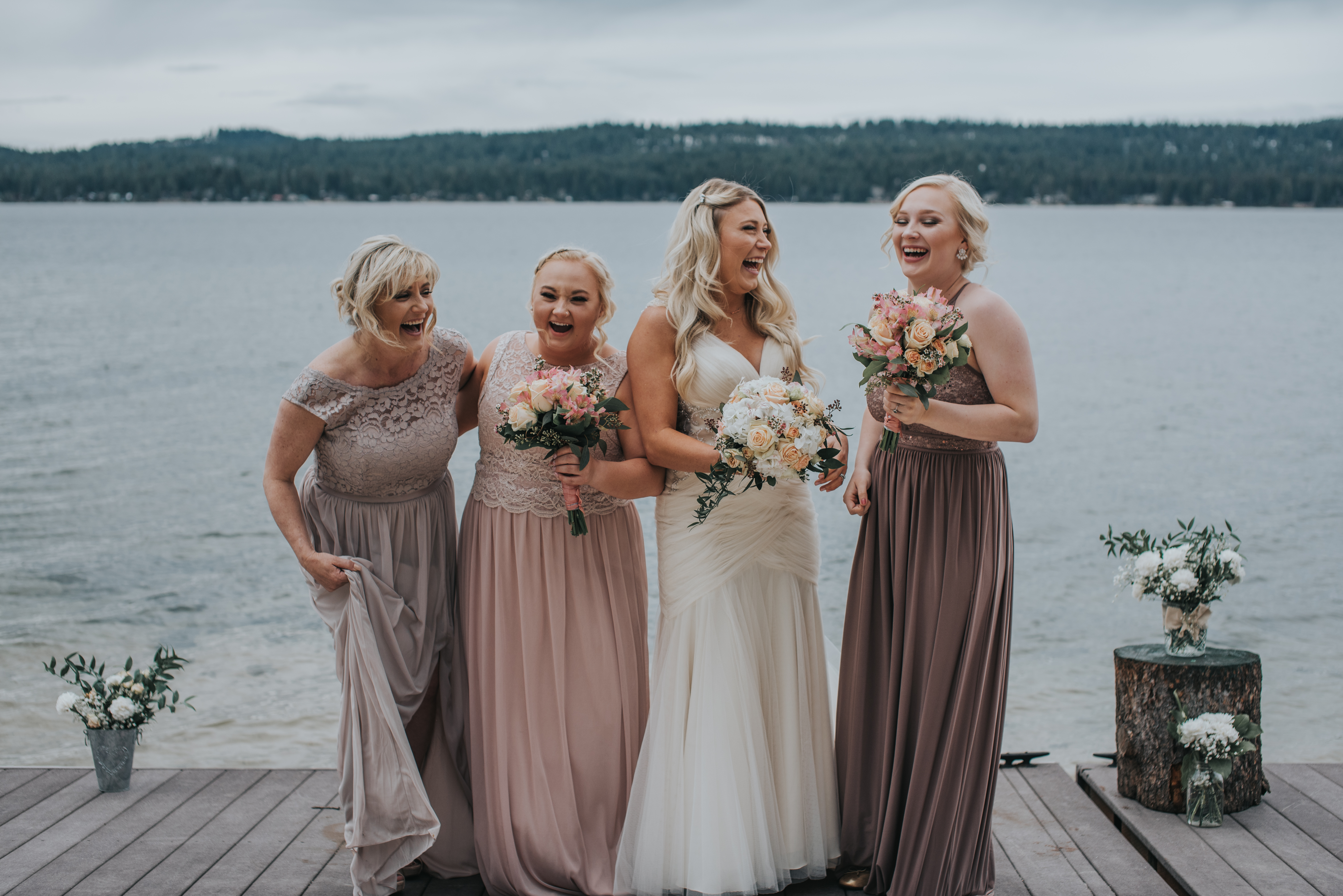 Shore Lodge Wedding
