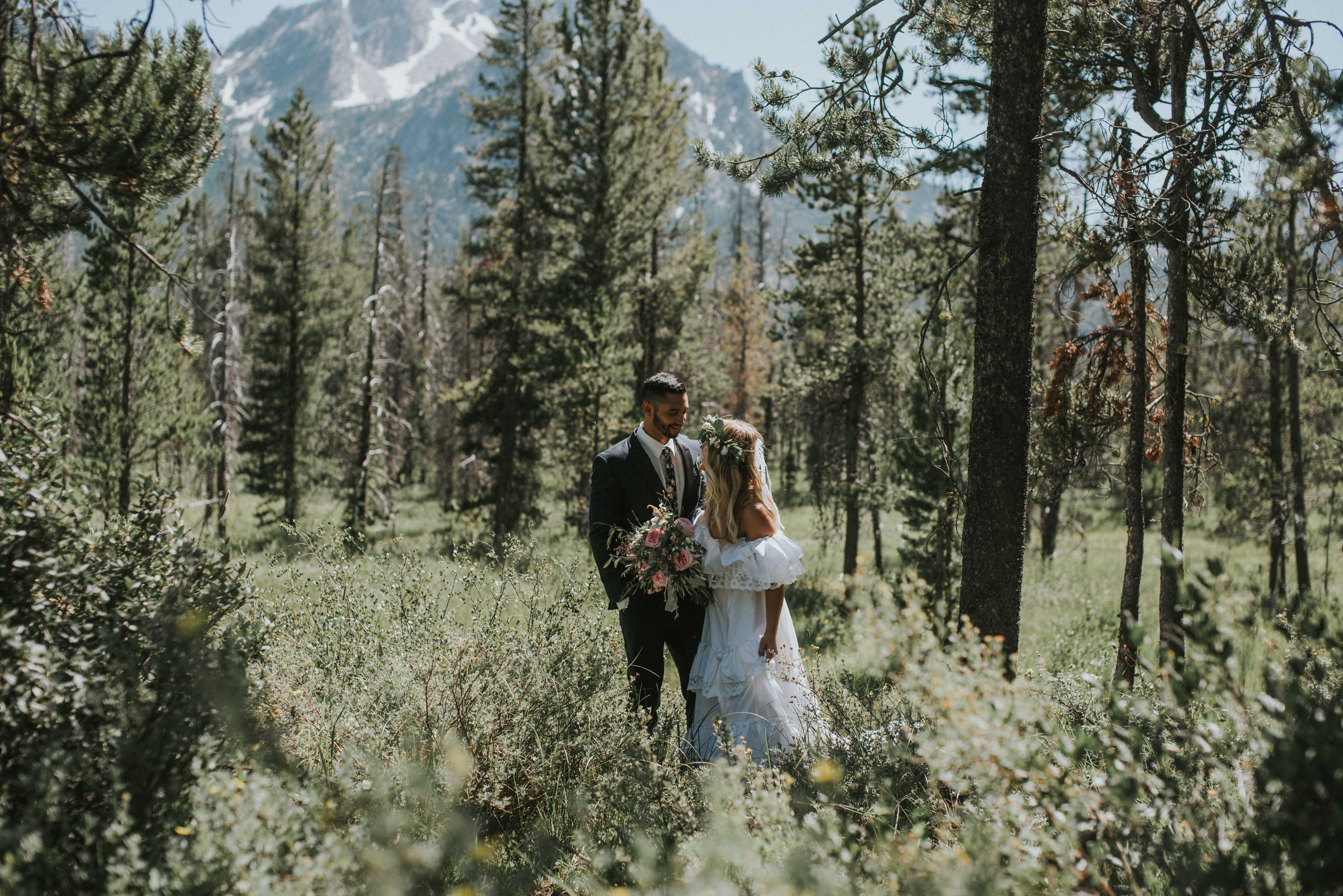 Sun Valley Idaho Wedding Venue