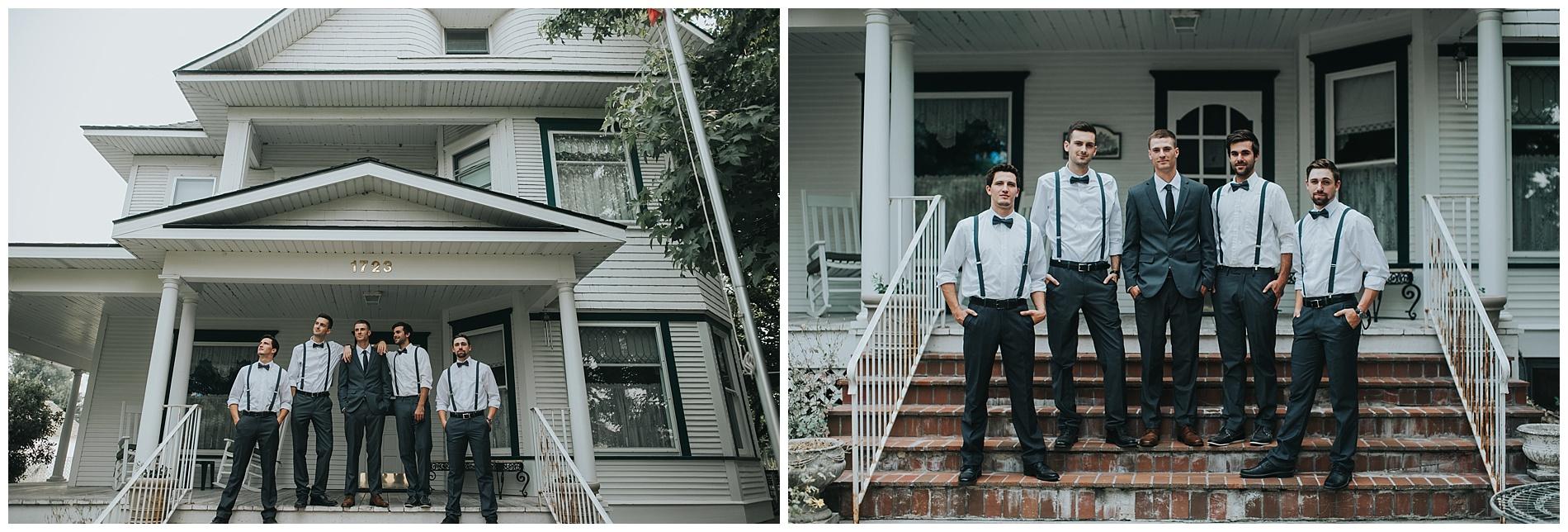 Backyard Boise Wedding Photographer