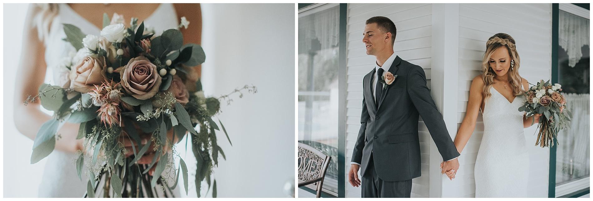 Boho Boise Wedding Photographer Fourth Street Gardens