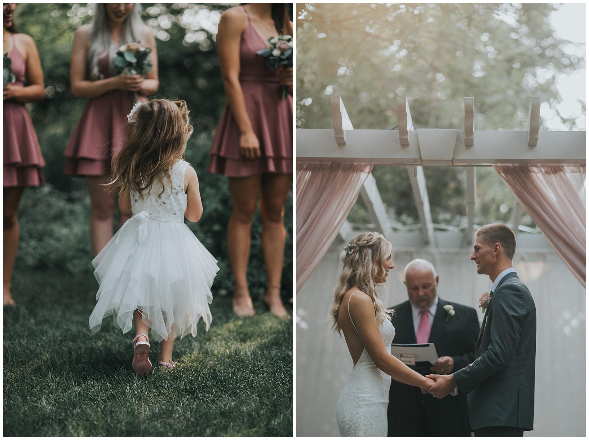 Boise Wedding Photographer Fourth Street Gardens
