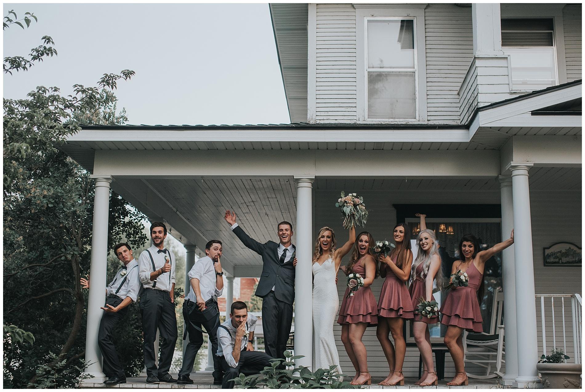 Fourth Street Gardens Wedding