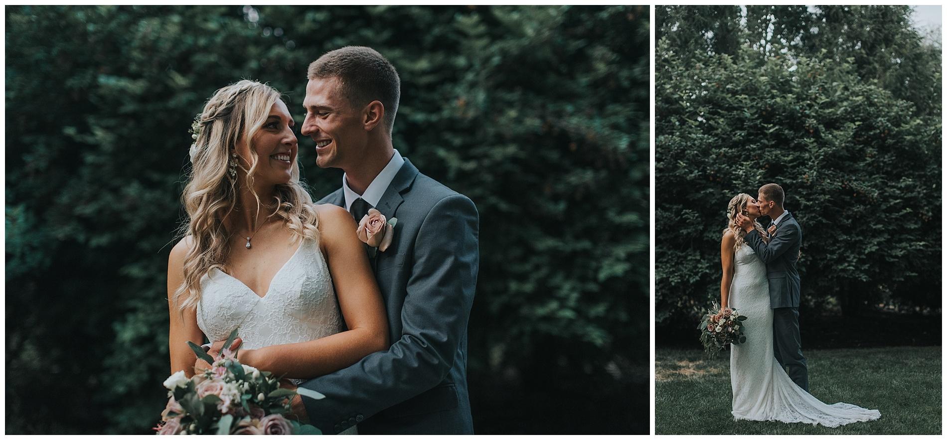 Boise Idaho Boho Elegant Wedding