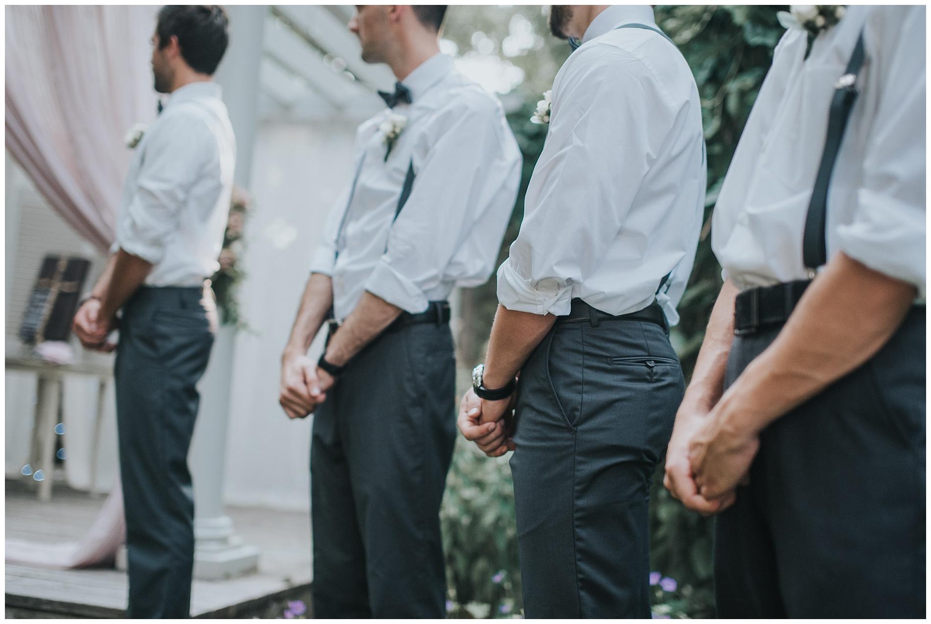 Fourth Street Gardens Boise Wedding Photographer