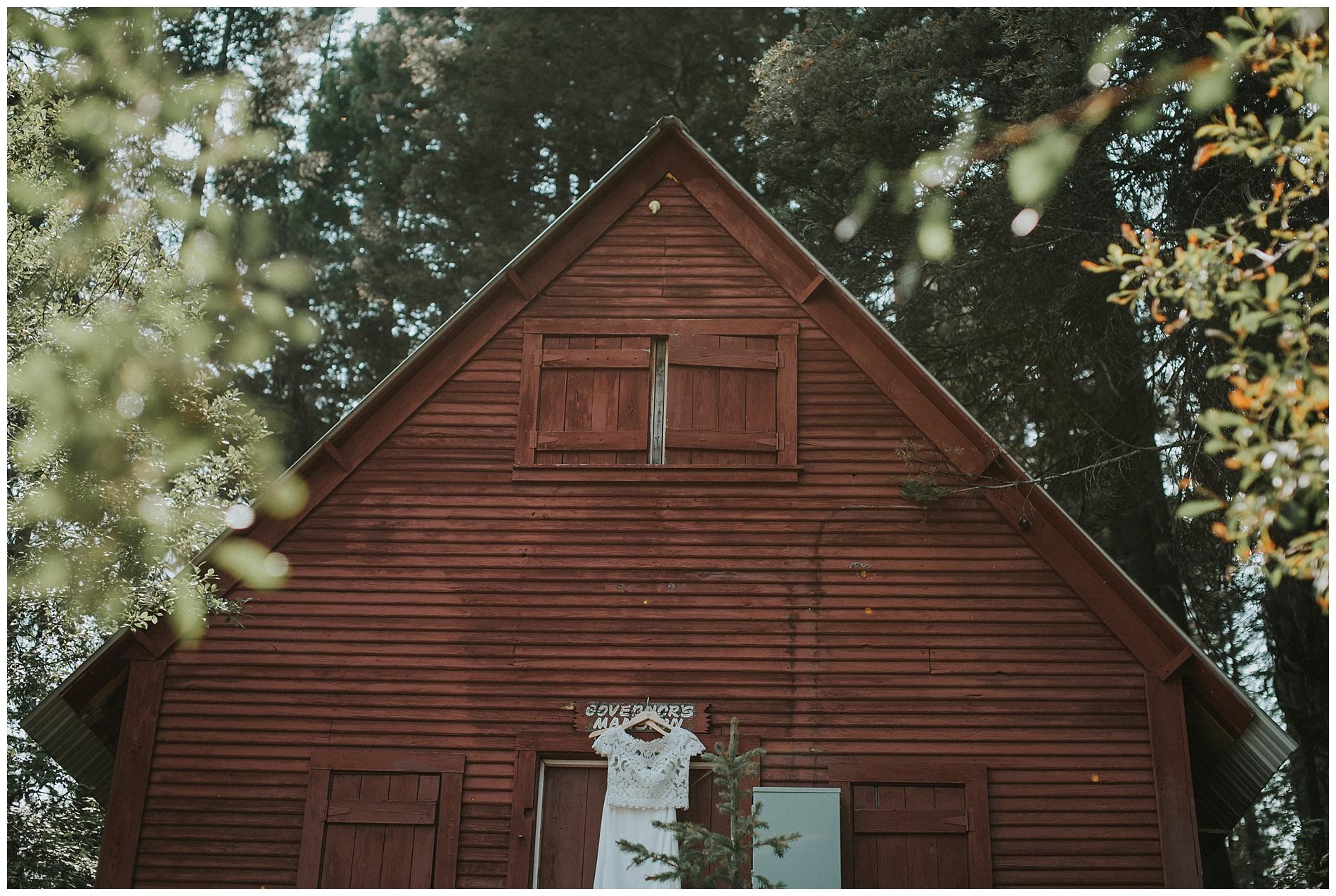 Pilgrim Cove Camp Wedding in McCall Idaho