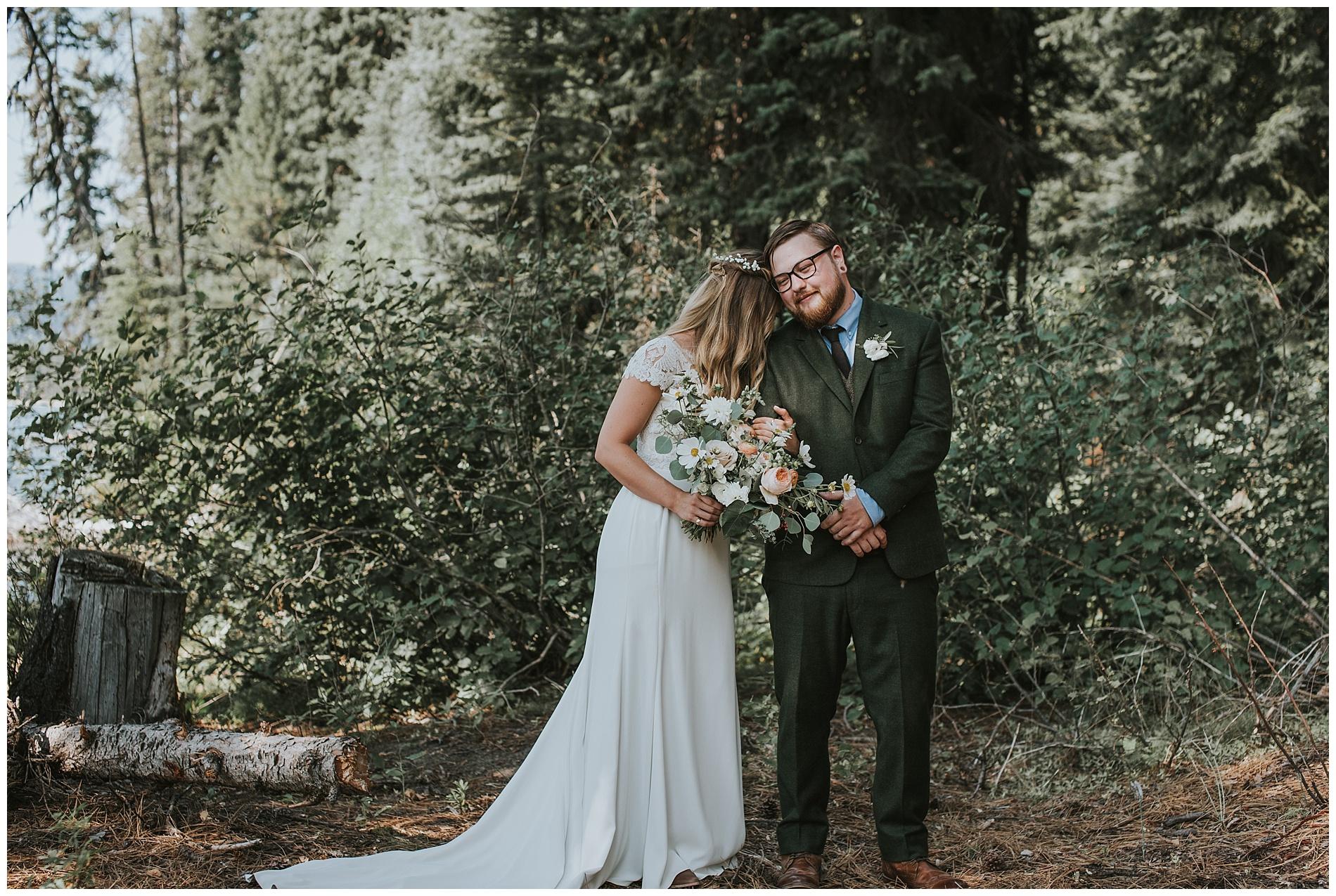 Boho Wedding McCall Wedding Photographer