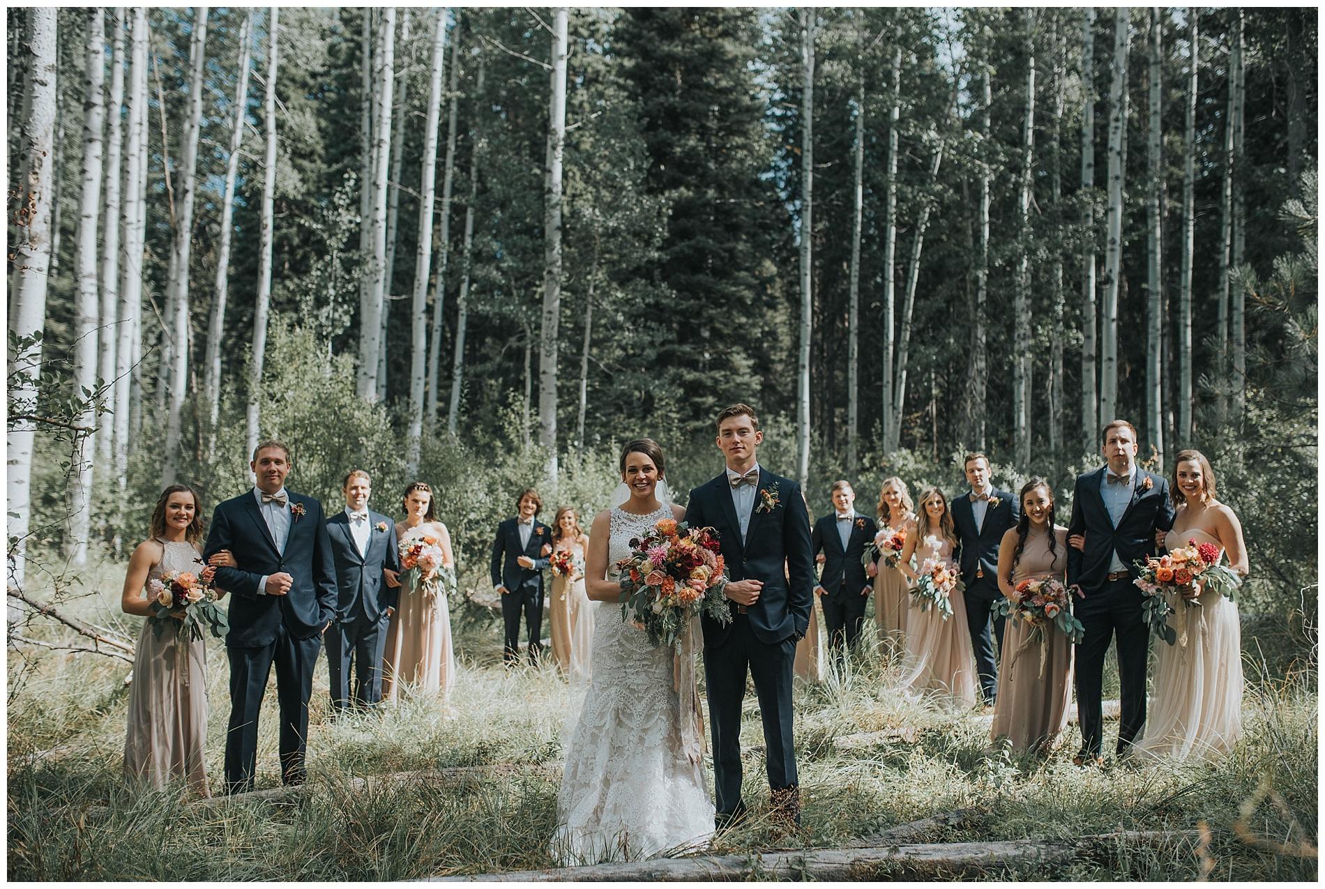 The Shore Lodge McCall Wedding