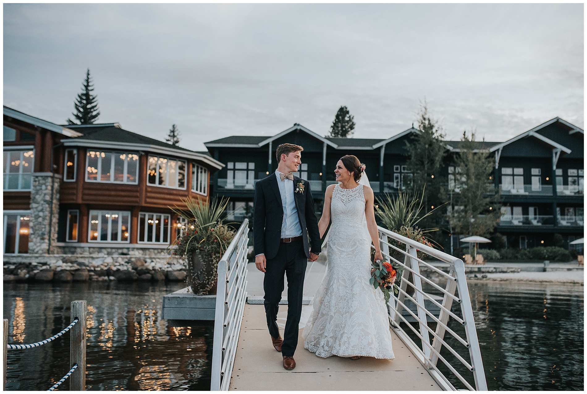 Shore Lodge Wedding