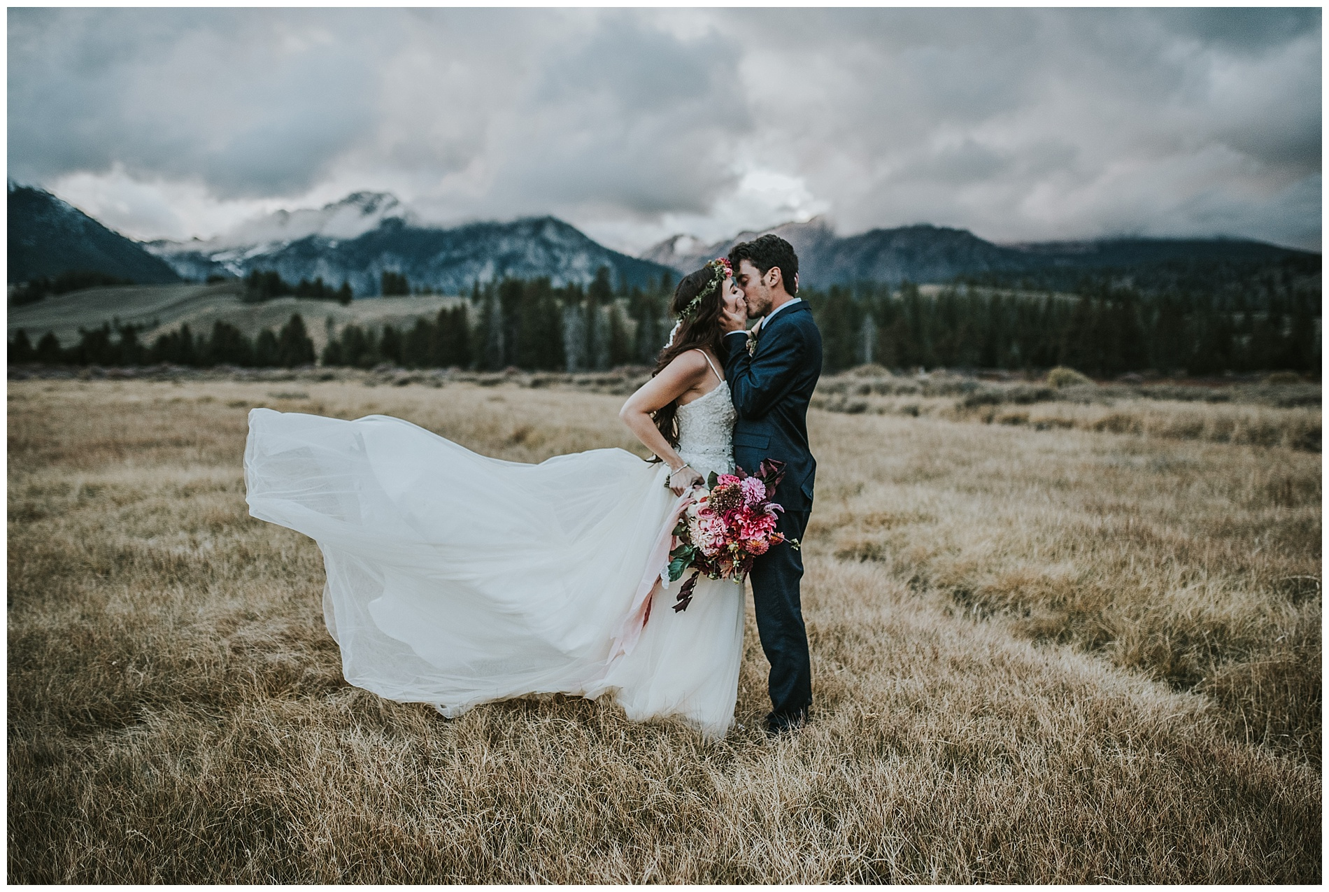 Sun Valley Wedding Photographer