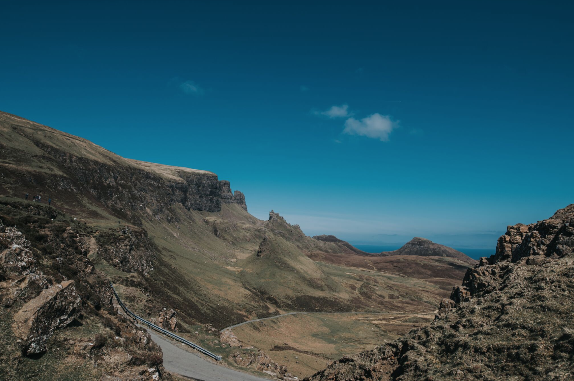 Quiraing Scotland Hike