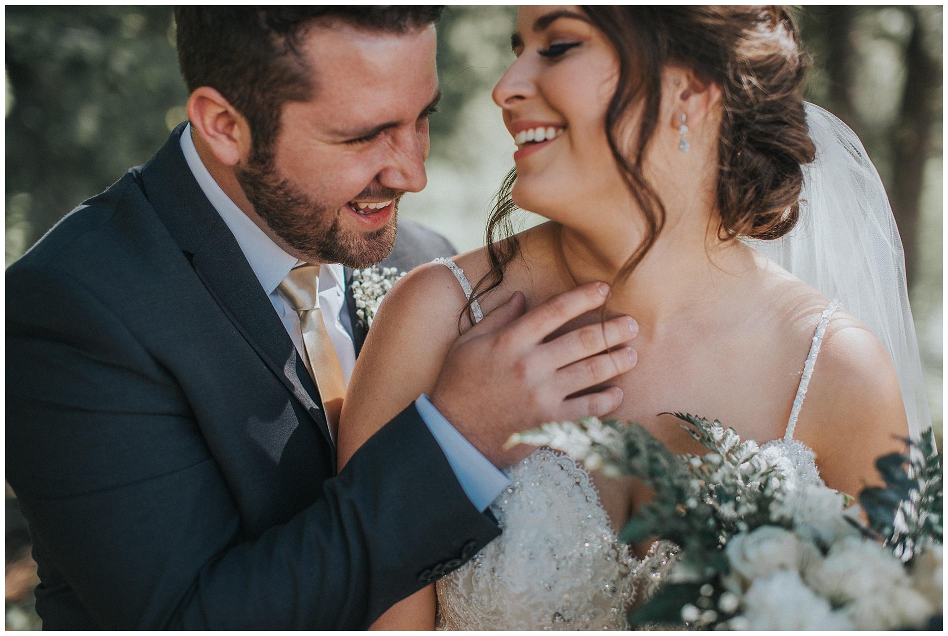 Bogus Basin Wedding