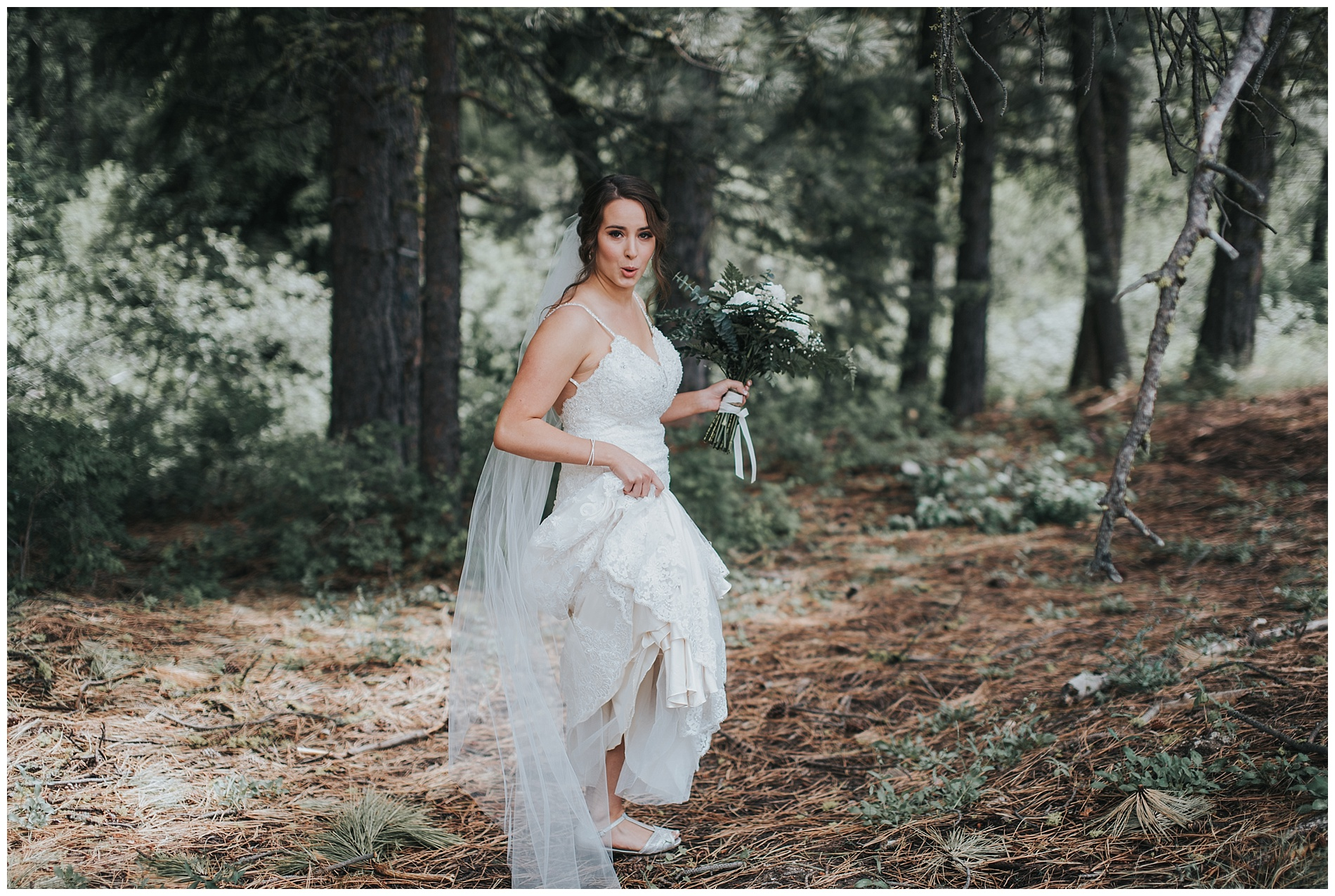 Idaho Mountain Destination Wedding