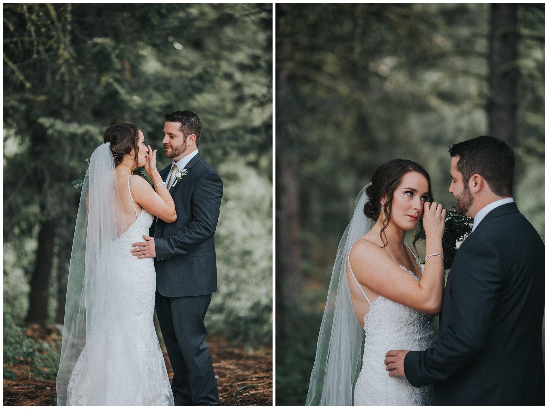Idaho Mountain Wedding