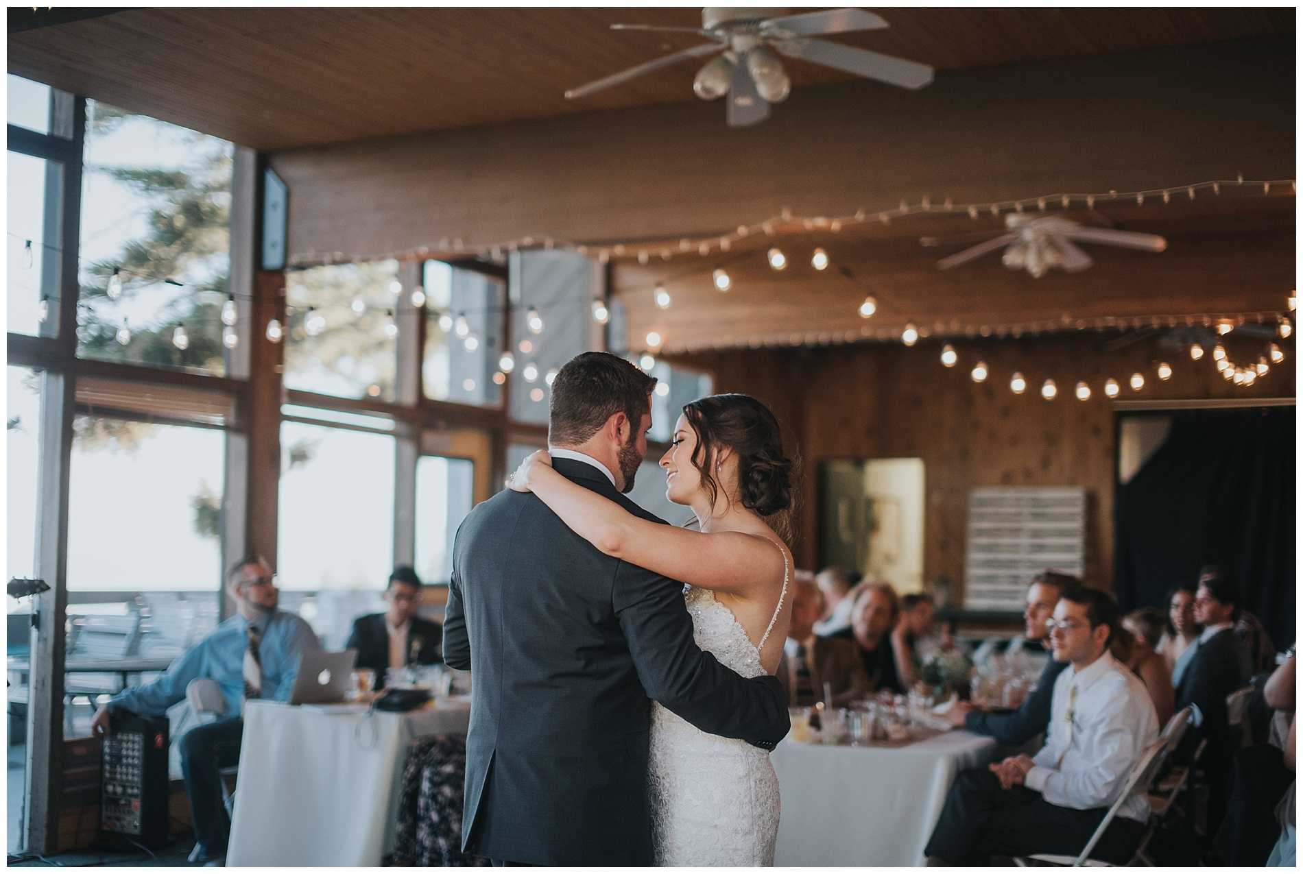 Boho Mountain Wedding Boise idaho