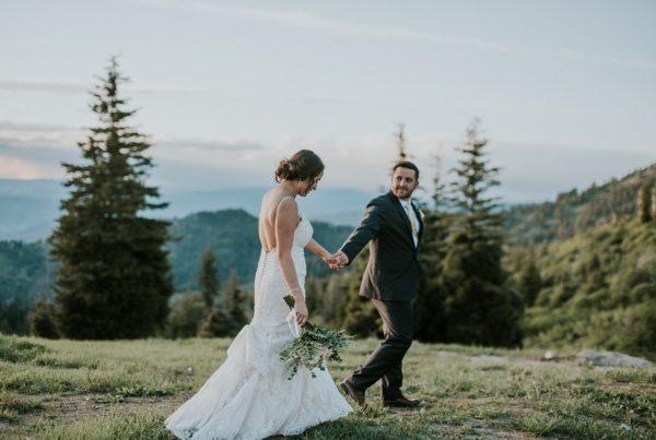 Bogus Basin Wedding Venue