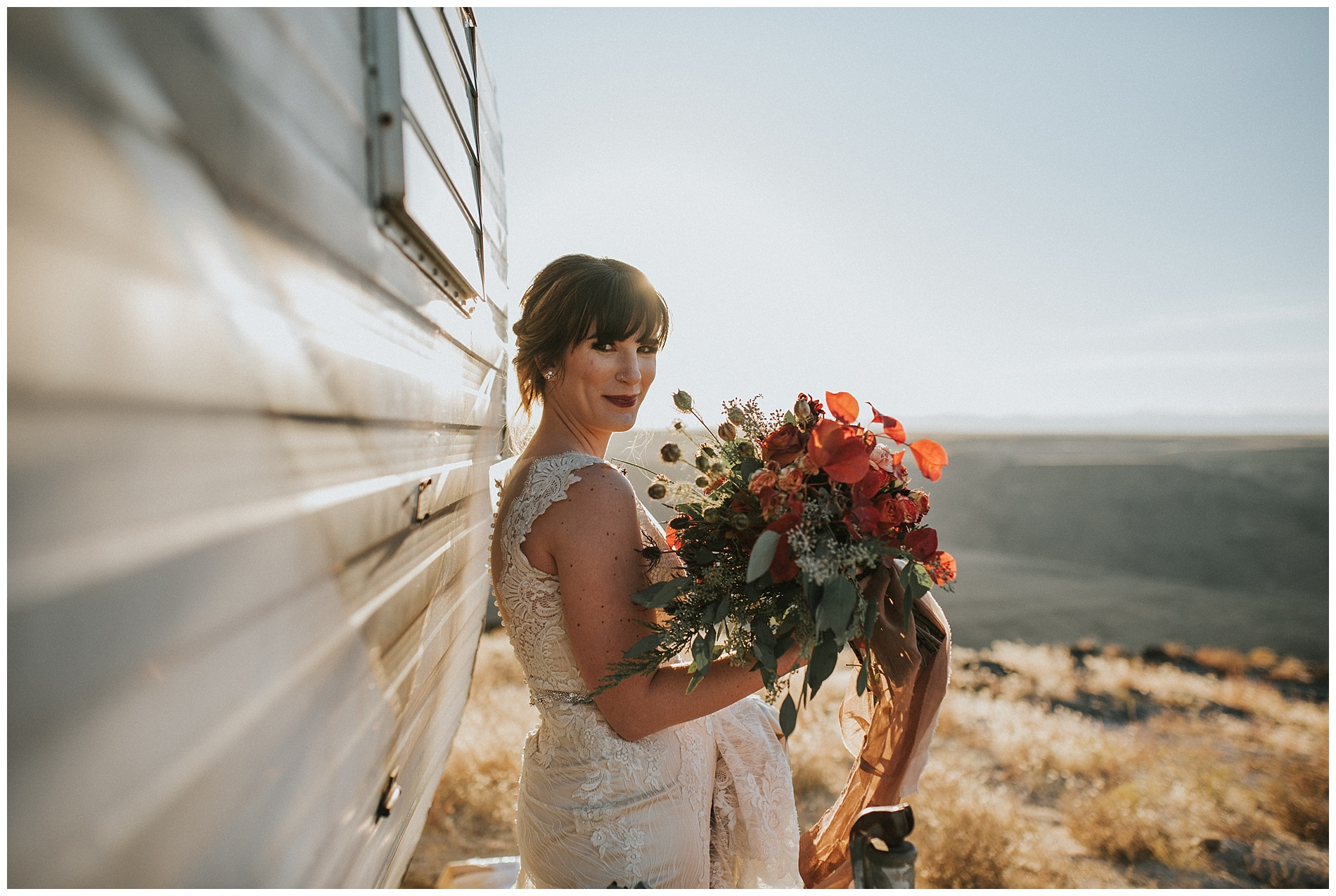 PNW Camping Wedding