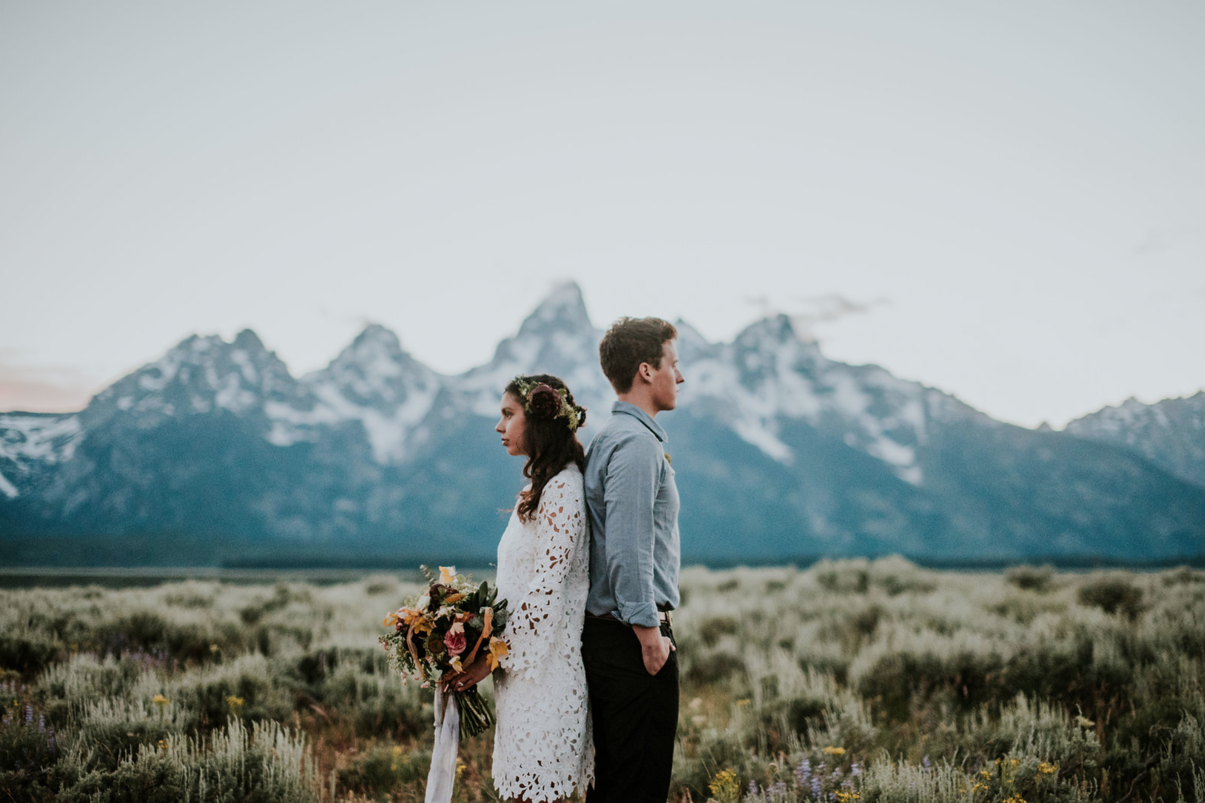 Moose Creek Wedding