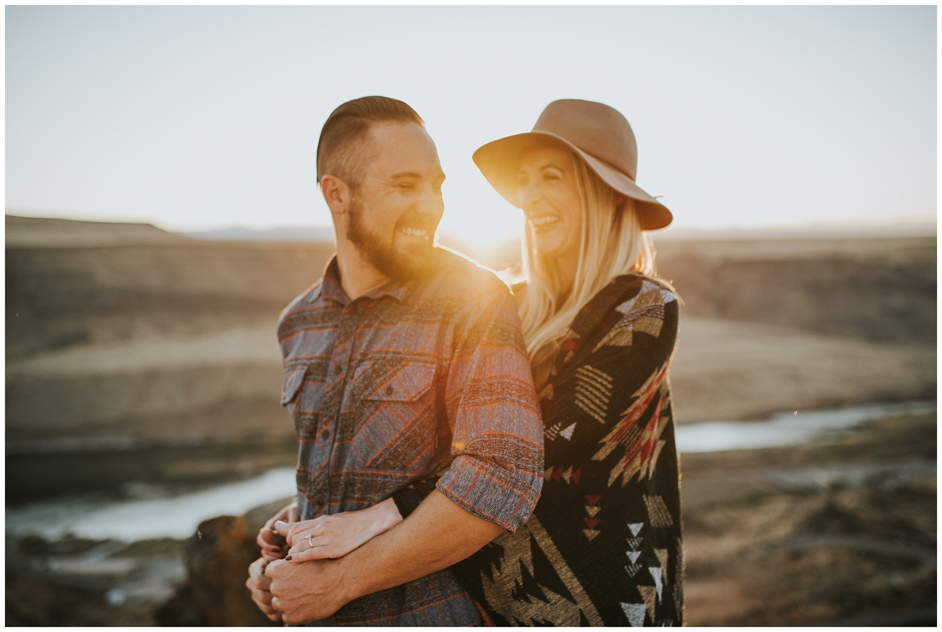 Boise Fall Engagement Session