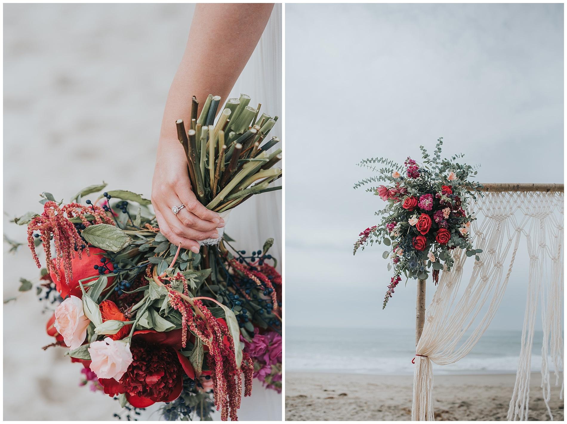 Lake Tahoe Boho Intimate Wedding