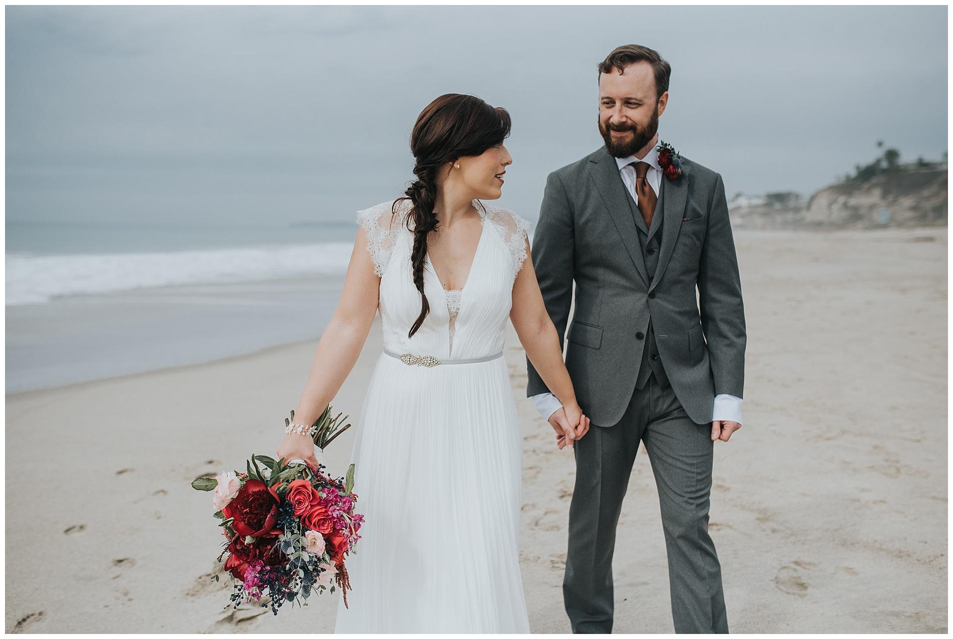 Big Sur adventure elopement