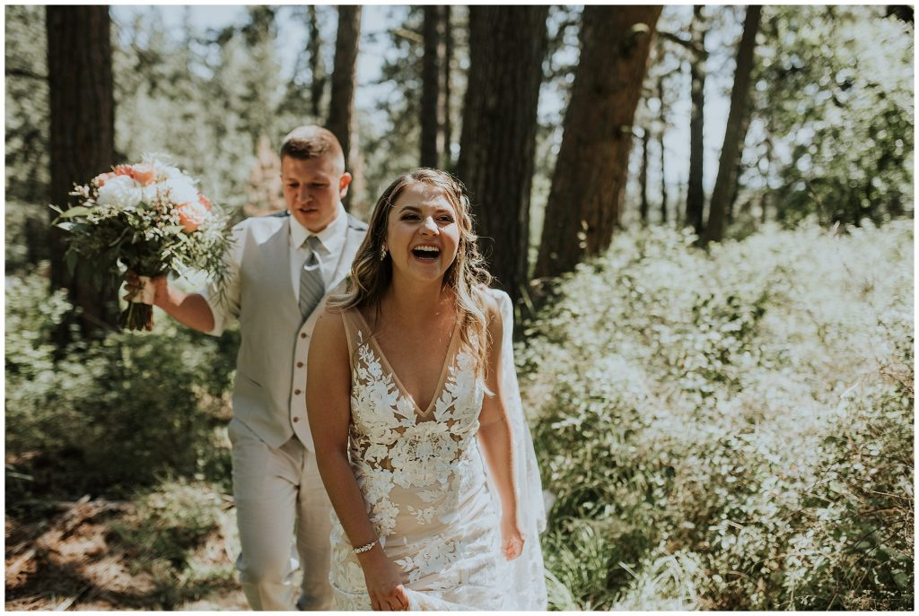 Boho Elopement in the PNW Seattle