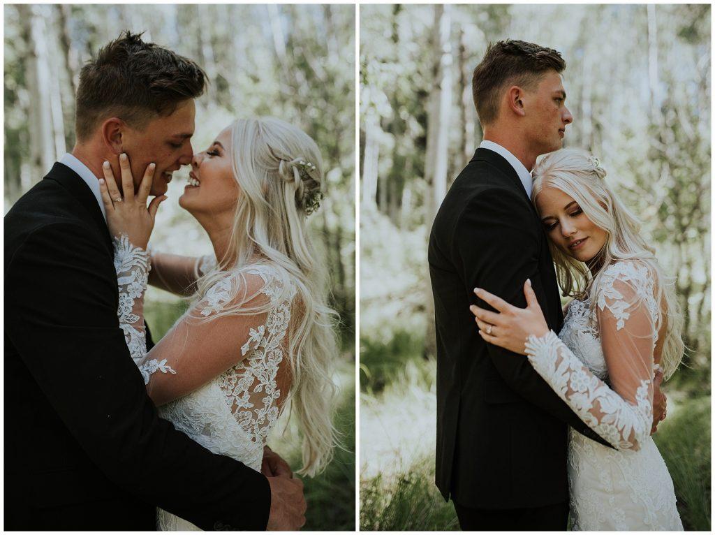McCall Wedding Photographer Boho Wedding in Idaho